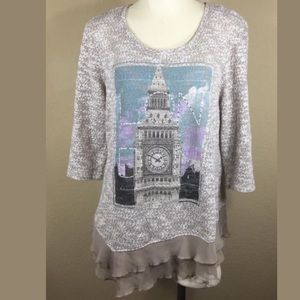 Style & Co Tunic, Size PXL